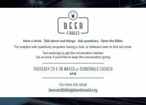 Beer & Bibles 2