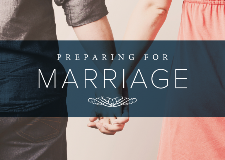 Marriage Preparation Course