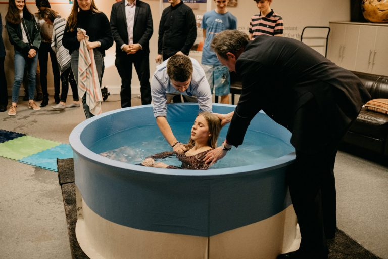 Baptism & Confirmation – March 2018