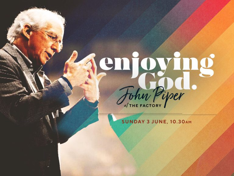 John Piper – Enjoying God
