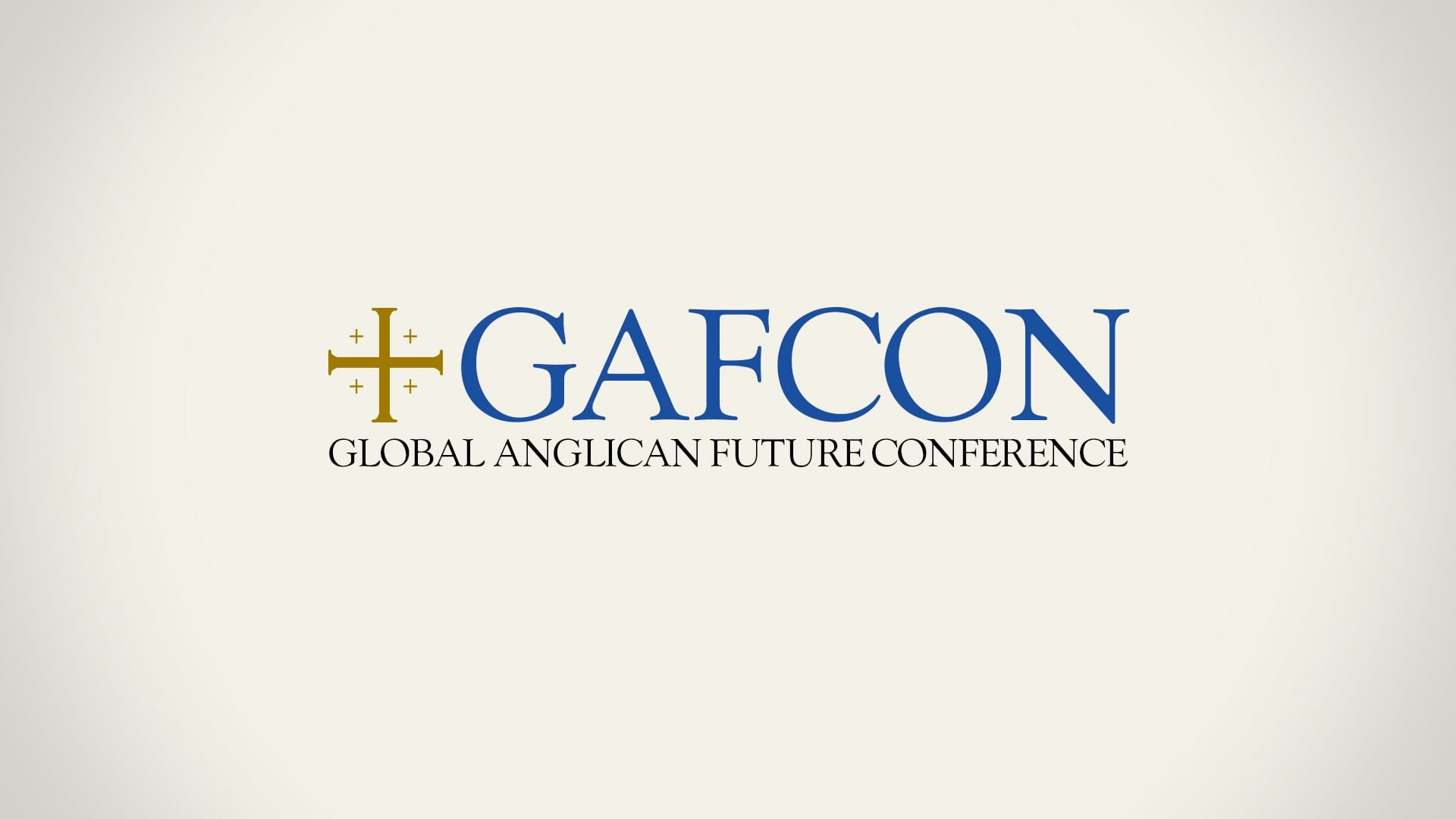 GAFCON Jerusalem 2018 – Richard's Talk