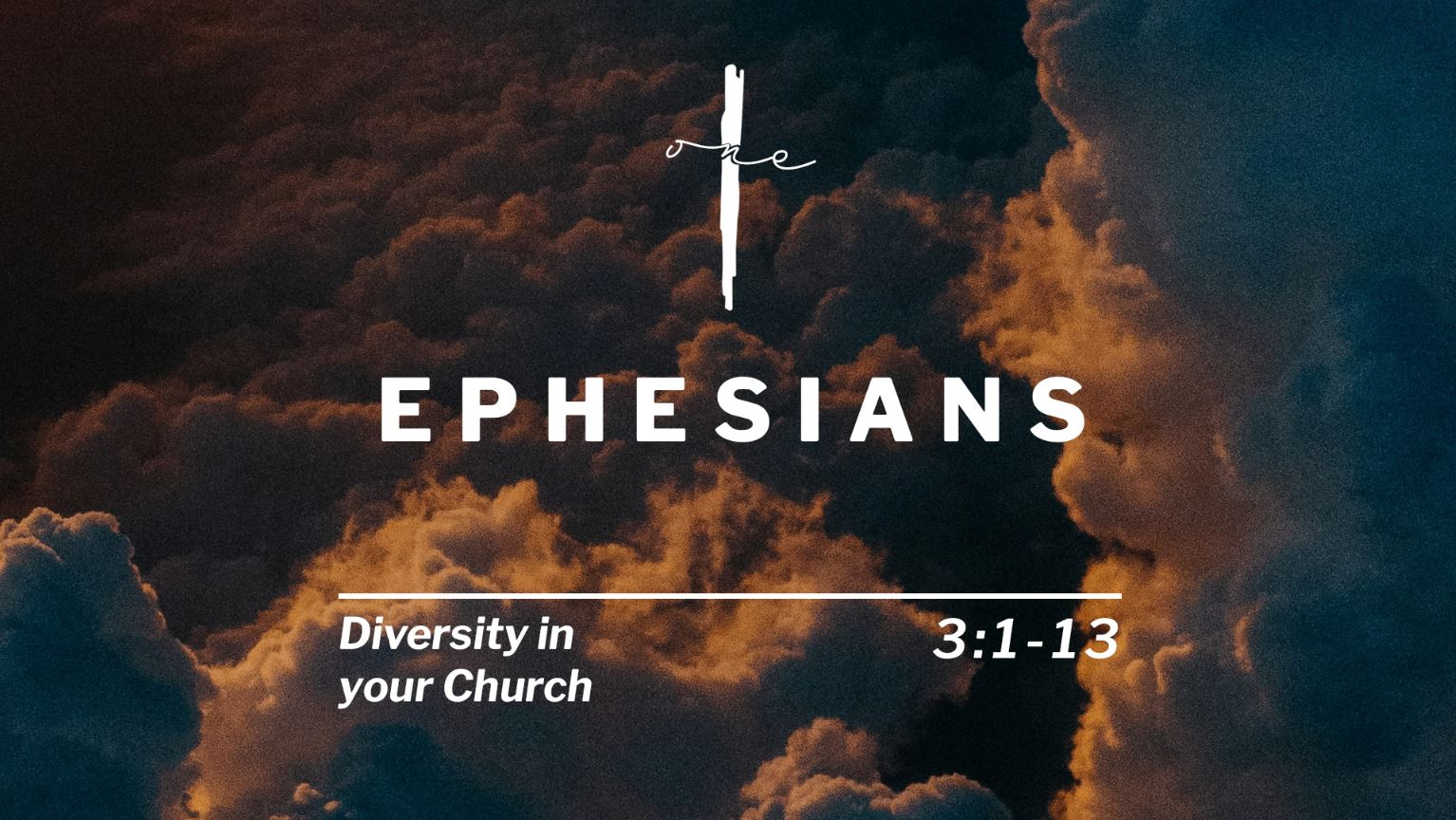 Diversity in your Church